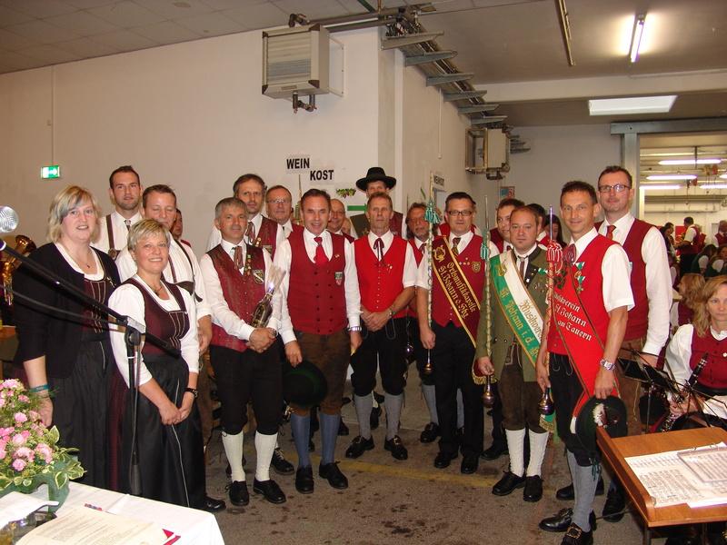 Musikverein: St. Johann im Saggautal - Gemeinde St. Johann